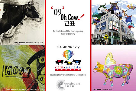 CowParade Carnival, this Saturday!