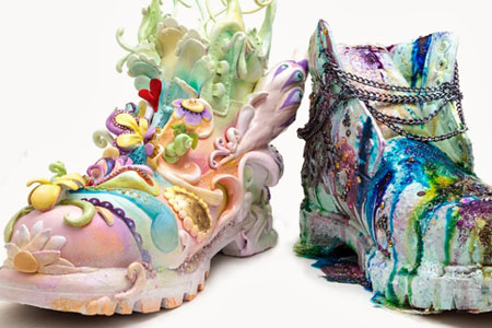 CAT Footwear – Colorado Couture Art Exhibit